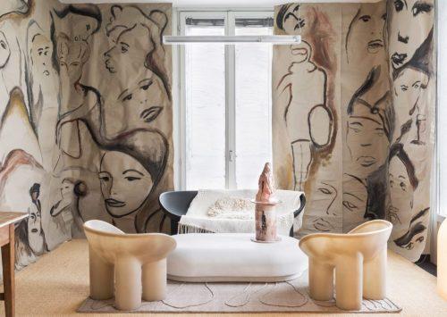 Patricia Urquiola, Mario Berllini e outros designers criam novos interiores para sede da Vogue Itália