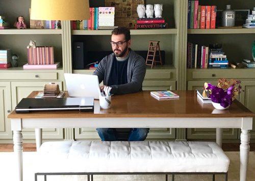 Trabalhar em casa é o sonho de muita gente!